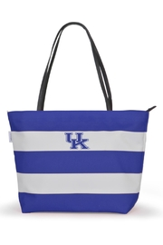 Desden Rugby Striped Tote - Product Mini Image