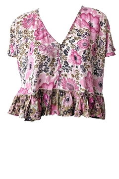 Spell & the Gypsy Collective Desert Daisy Blouse - Product List Image