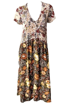Spell & the Gypsy Collective Desert Daisy Dress - Product List Image