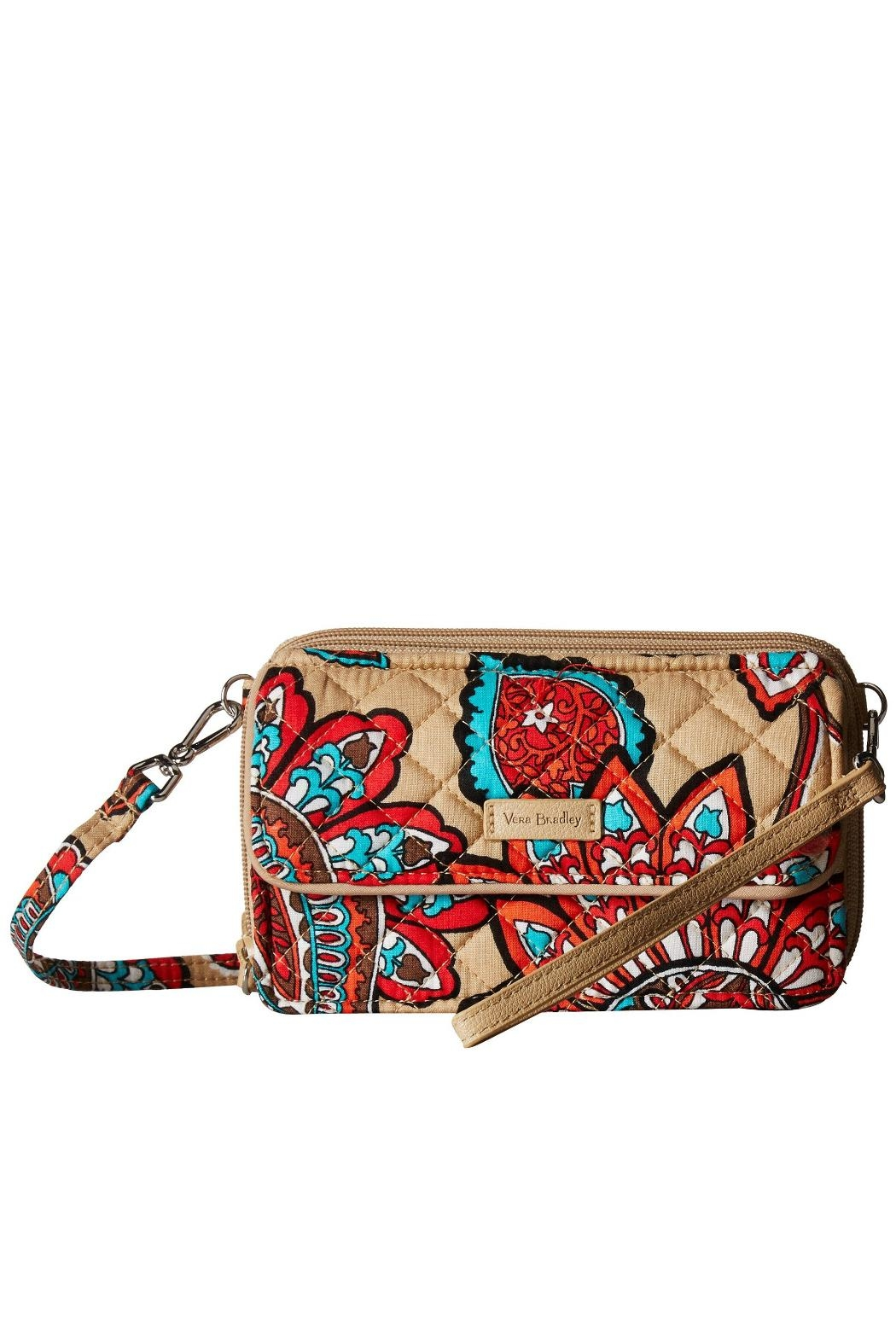 Vera Bradley Desert Floral All-In-One - Front Cropped Image