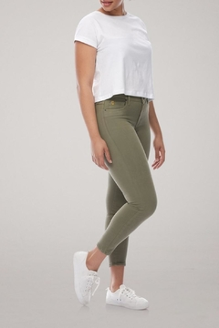 Yoga Jeans Desert Road Stretch Jeans - Product List Image