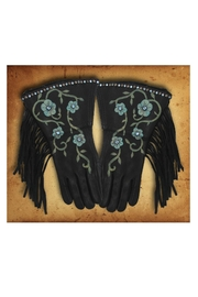 Patricia Wolf Desert Rose Riding-Gloves - Product Mini Image