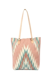Manos Zapotecas Desert Sunset Tote - Front cropped
