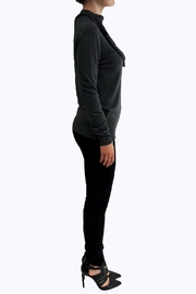 hotel particulier Design Grey Jumper - Front full body
