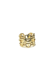 Lets Accessorize Designer Inspired Ring - Product Mini Image