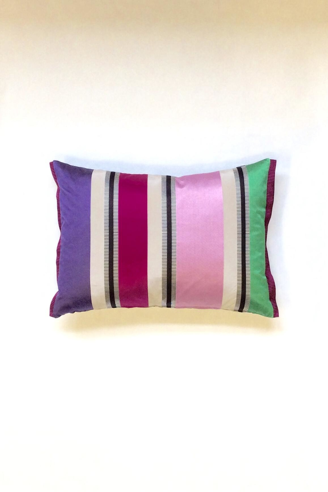 Designers Guild Multicolor Pillow - Front Cropped Image