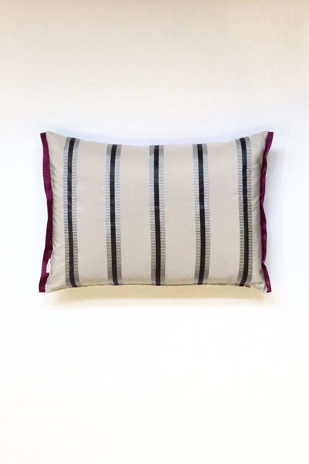 Designers Guild Multicolor Pillow - Front Full Image
