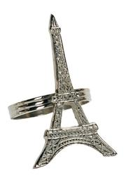 Designs Combined, Inc. Paris Napkin Ring - Product Mini Image