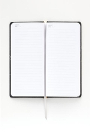 Designworks Ink Small Marble Journal - Front full body