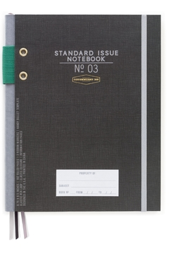 Designworks Ink Standard Issue Notebook No.3 - Product List Image