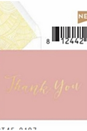 Designworks Ink Thank You Cards - Product Mini Image