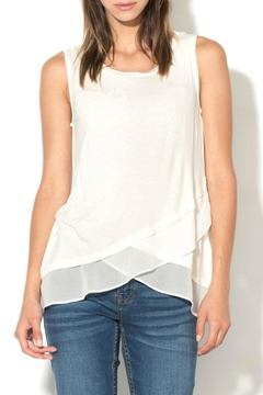 Shoptiques Product: Agu White Tank