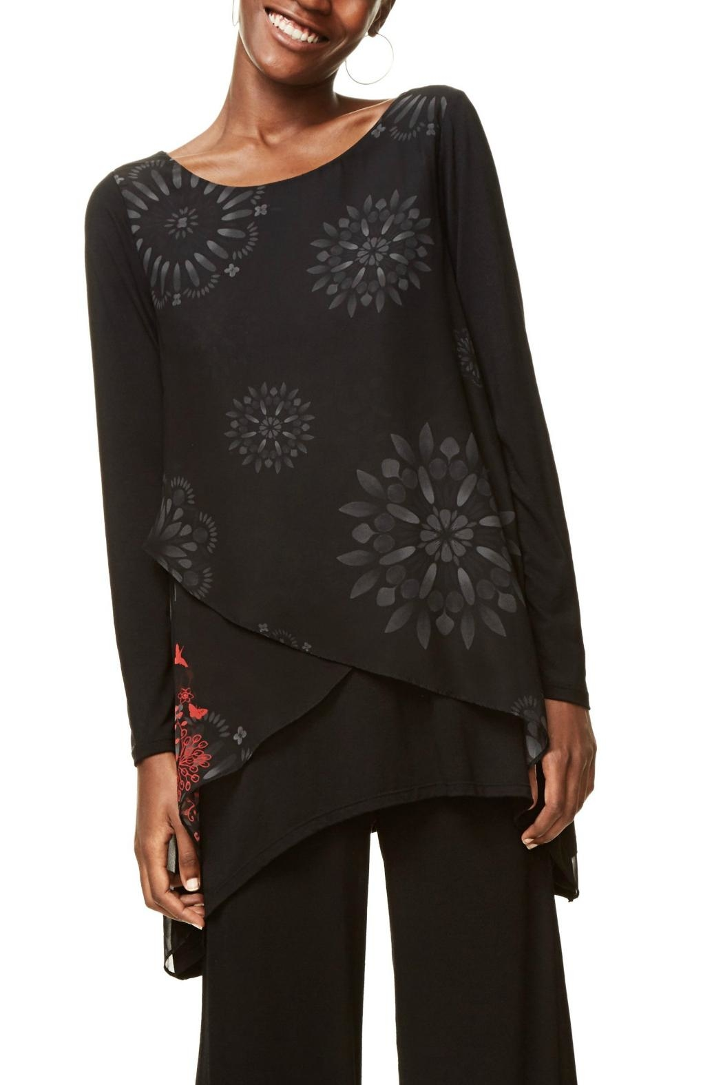 DESIGUAL Aire Shirt - Front Cropped Image