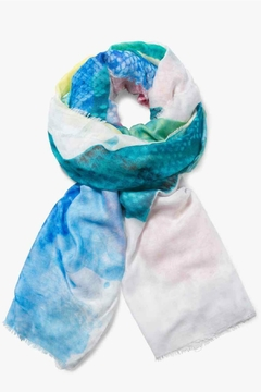 Shoptiques Product: Aquarelle Soft Scarf