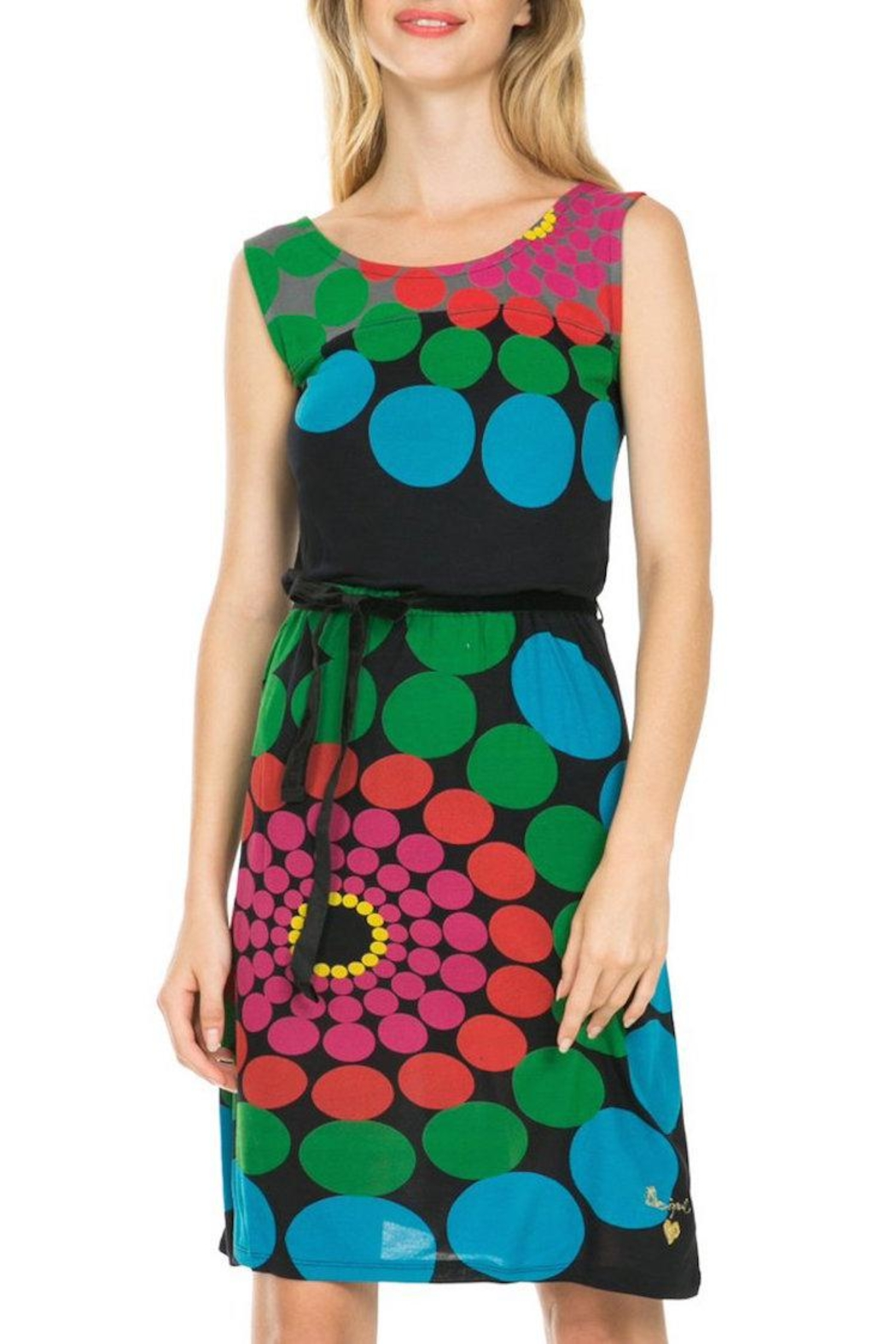 DESIGUAL Arsen Dress - Main Image