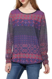 DESIGUAL Birmania Blouse - Product Mini Image