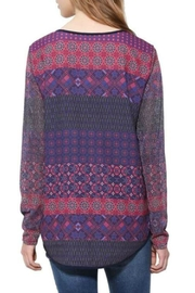 DESIGUAL Birmania Blouse - Front full body