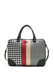 DESIGUAL Black Patchwork Bag - Product Mini Image