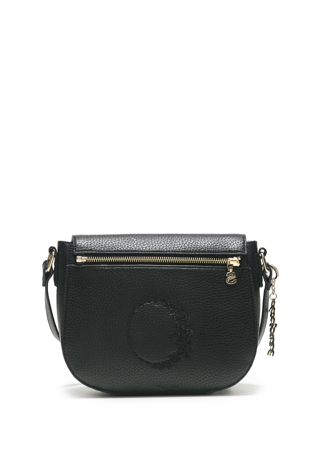 DESIGUAL Luna Saddle Bag - Side Cropped Image