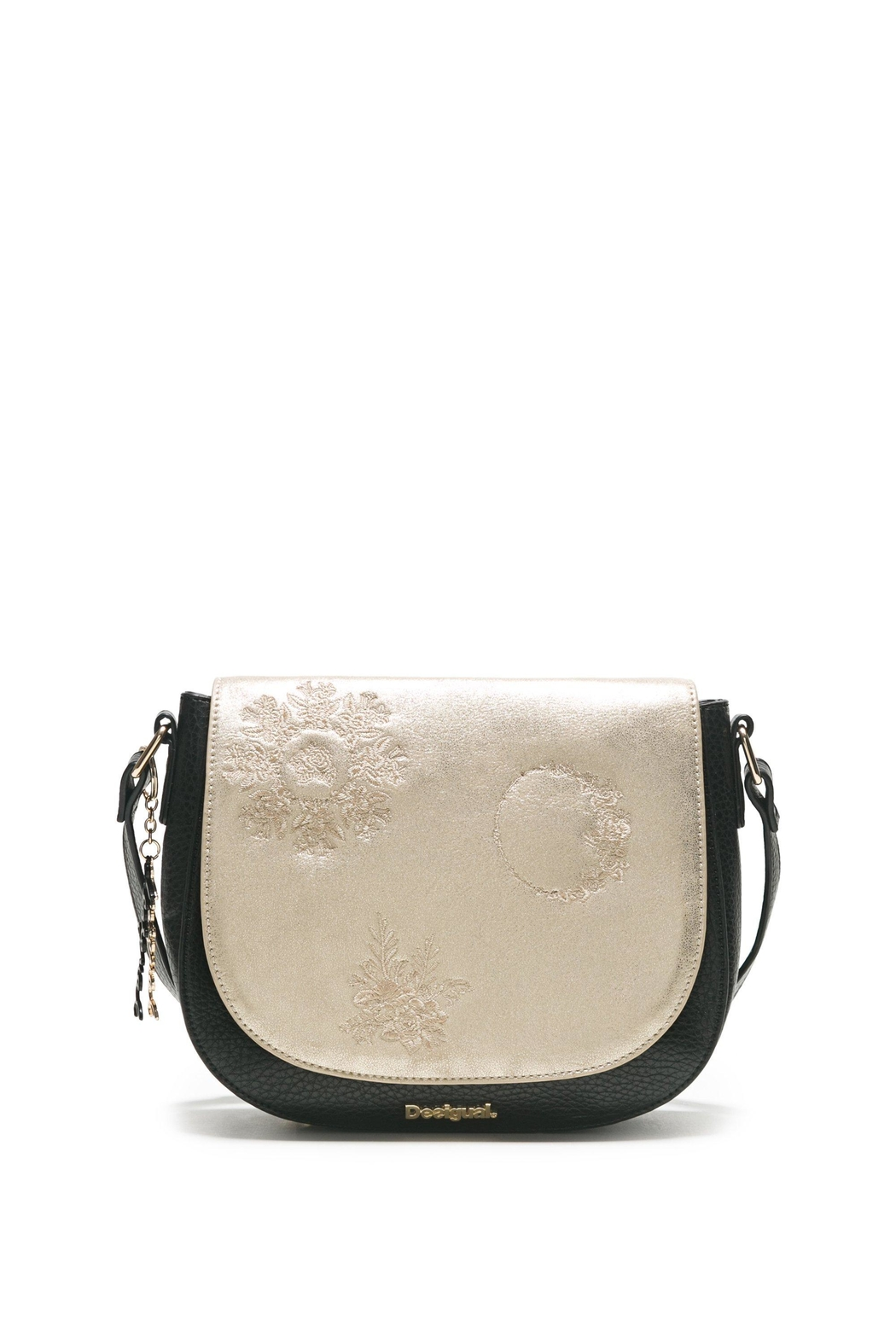 DESIGUAL Luna Saddle Bag - Back Cropped Image
