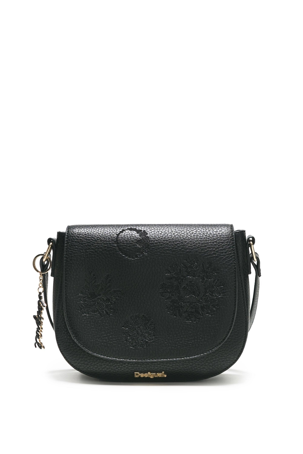 DESIGUAL Luna Saddle Bag - Main Image