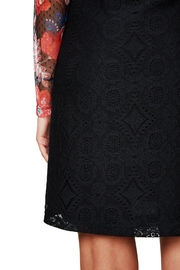 DESIGUAL Black Lace Dress - Other