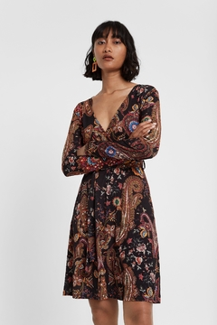 DESIGUAL Boho Autumn Dress - Product List Image