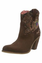 DESIGUAL Brown Lauris Boot - Product Mini Image