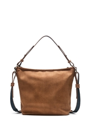 DESIGUAL Brown Shoulder Bag - Back cropped
