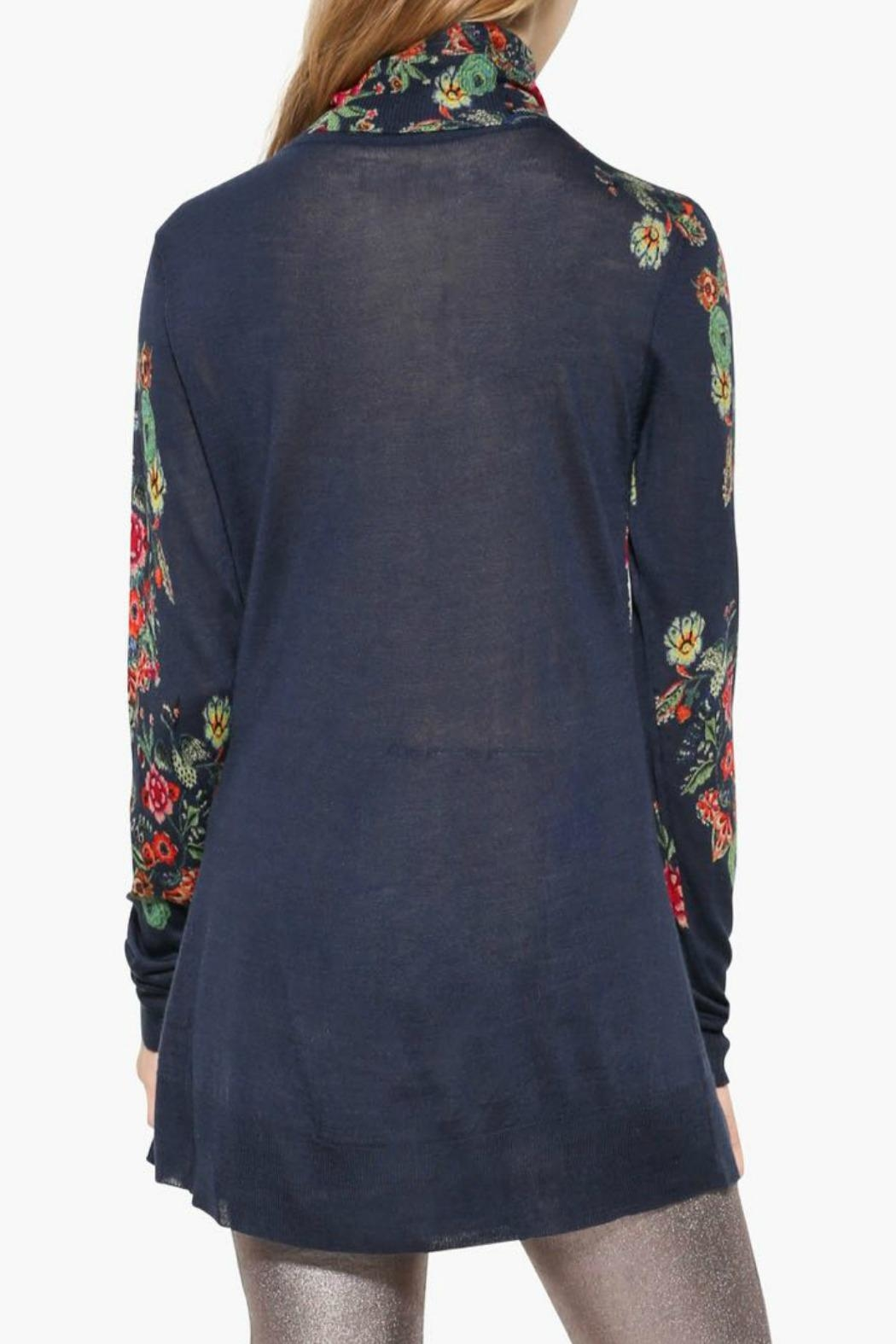 DESIGUAL Chantale Sweater - Front Full Image