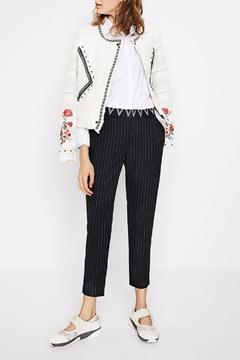 Shoptiques Product: Chase Embroidered Jacket