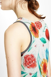 DESIGUAL Chic Floral Tank - Side cropped