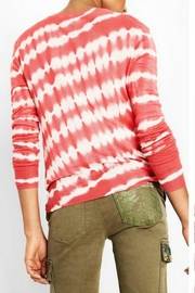 DESIGUAL Coral Sweater - Front full body