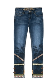 DESIGUAL Desigual Jeans 'One' - Back cropped