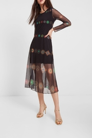 DESIGUAL Double Layer Dress - Front cropped