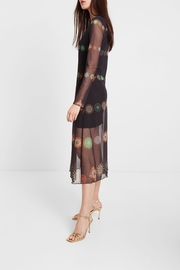 DESIGUAL Double Layer Dress - Back cropped
