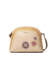 DESIGUAL Embroidered Crossbody Bag - Front cropped