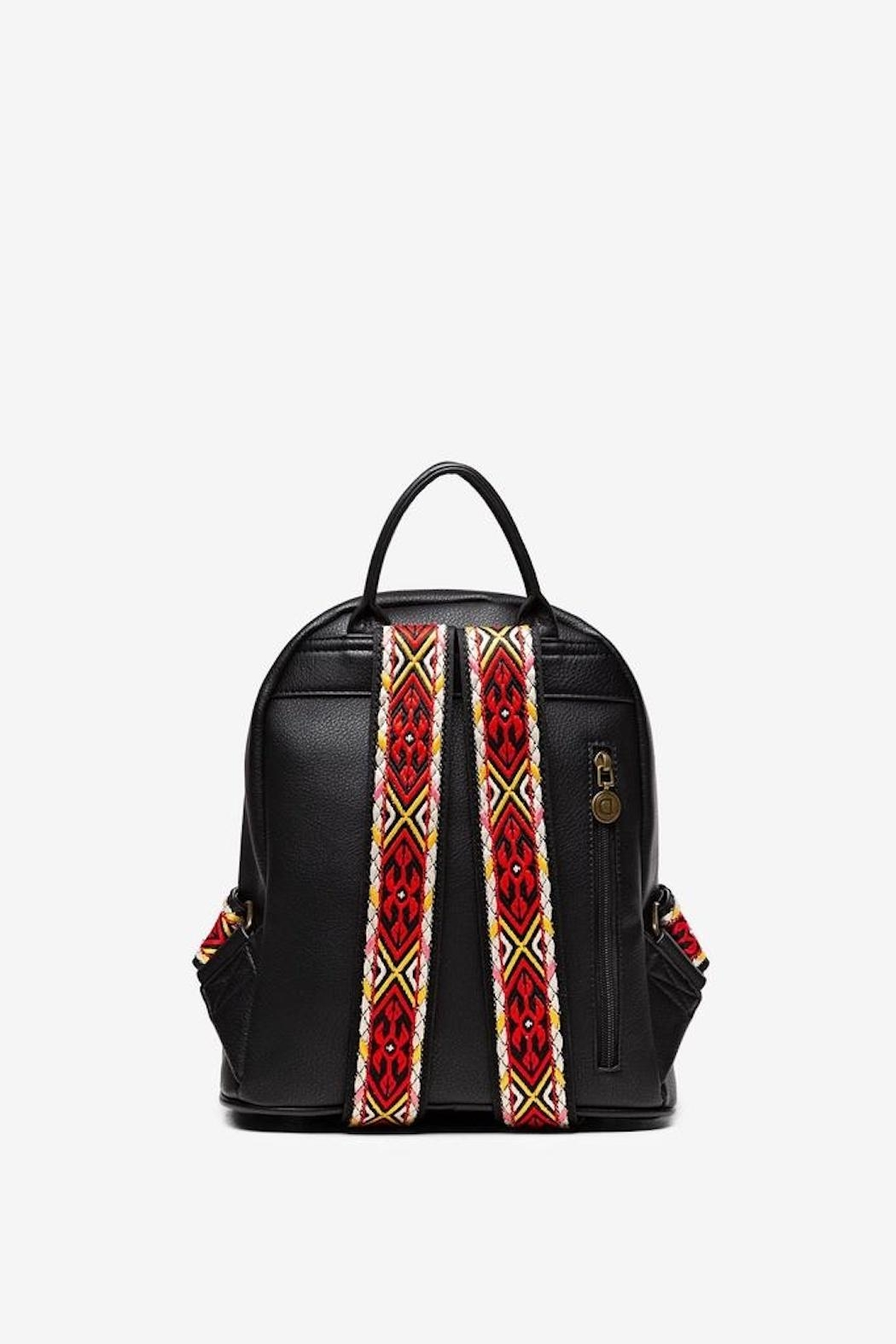 DESIGUAL Embroidered Mandala Backpack - Side Cropped Image