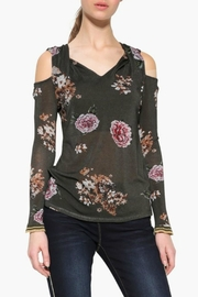 DESIGUAL Floral Cold Shoulder - Product Mini Image