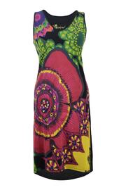 DESIGUAL Floral Dress - Product Mini Image