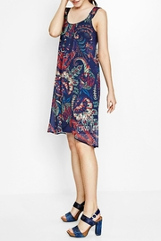 DESIGUAL Dianna Printed Dress - Product Mini Image