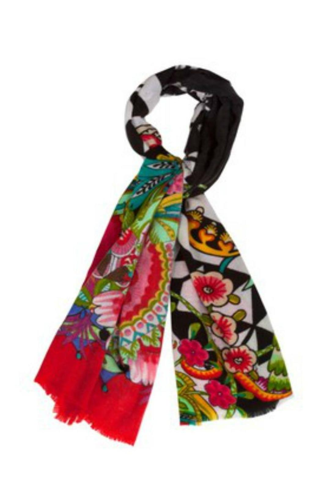 desigual jacky scarf from hawaii by hurricane limited