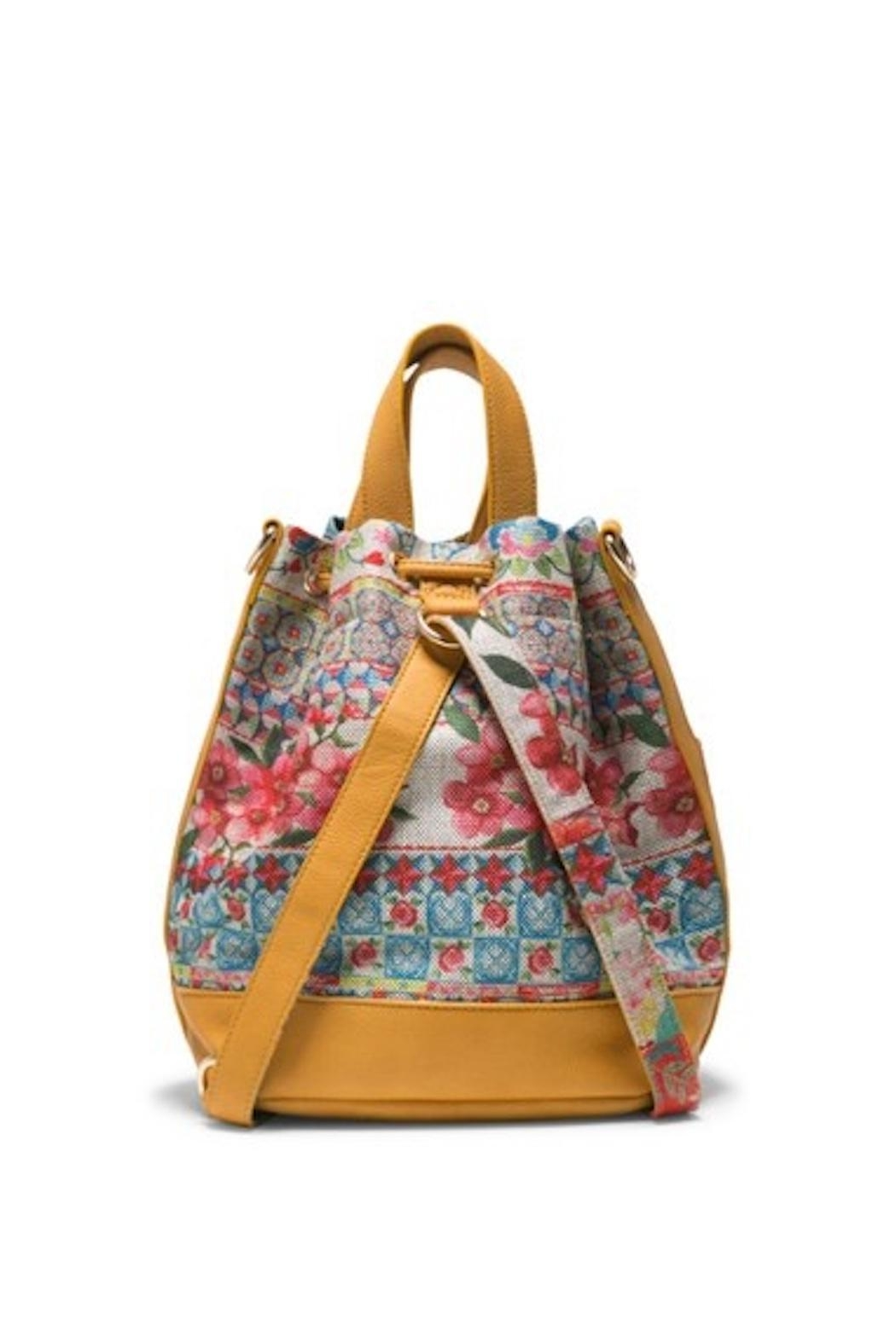 DESIGUAL Little Malmo Backpack - Front Full Image