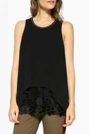 DESIGUAL Marilin Black Blouse - Product Mini Image