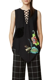DESIGUAL Merina Blouse - Front cropped