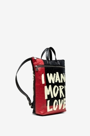 DESIGUAL More Love Backpack - Front full body