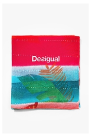 DESIGUAL Multicolor Scarf - Other