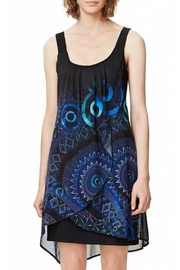 DESIGUAL Nargery Carlin Dress - Front cropped