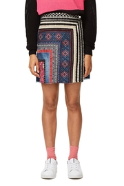 DESIGUAL Nell Embroidered Skirt - Side cropped