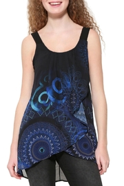 DESIGUAL New Elko Top - Product Mini Image